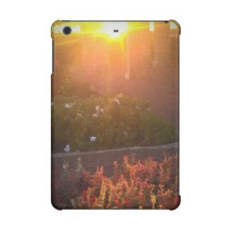 Morning garden Walk iPad Mini Case