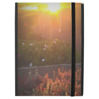 "Morning Garden Walk iPad Pro 12.9"" Case"