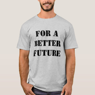 """Morning Glories """"For A Better Future"""" T-Shirt"""