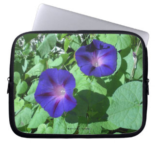 Morning Glories Laptop Bag Computer Sleeves