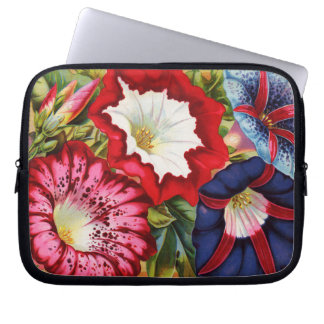 Morning Glories Laptop Sleeve