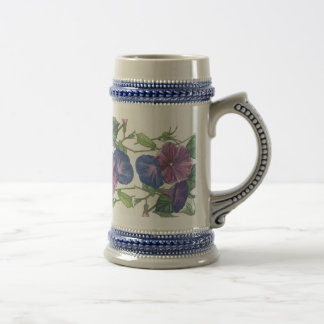 Morning Glories Mugs