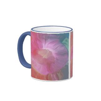 Morning Glory (And Fairies?) Mug