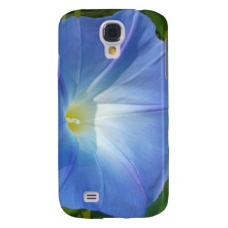 Morning Glory Blue Samsung Galaxy S4 Cover