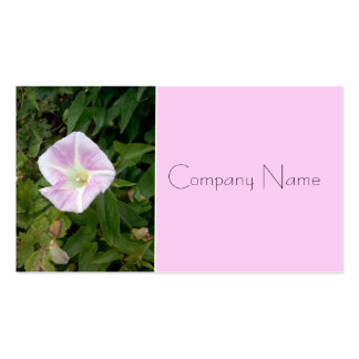 Morning Glory Business Card
