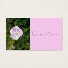 Morning Glory Business Card