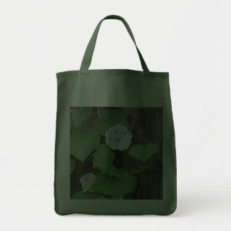 Morning Glory Canvas Bag