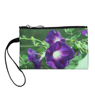 Morning Glory Coin Purse