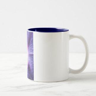 Morning Glory Colored Pencil Mug