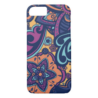 Morning Glory Floral iPhone 7 case