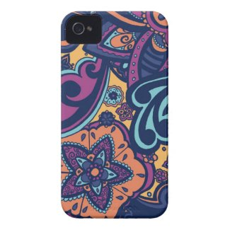 Morning Glory Floral iPhone Case