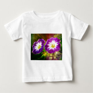 morning-glory flower baby T-Shirt