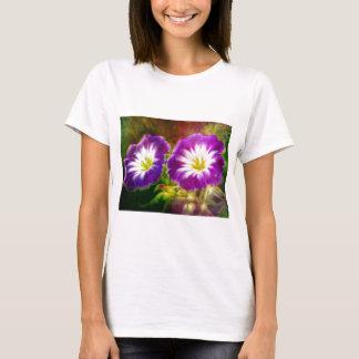 morning-glory flower T-Shirt