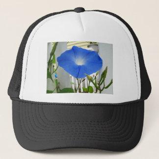 Morning Glory Flower Trucker Hat