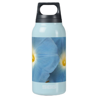 Morning Glory Flowers Insulated Water Bottle