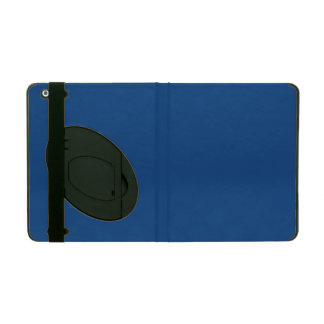 Morning Glory in an English Country Garden iPad Folio Cases