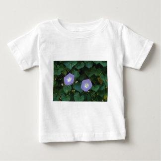 Morning Glory (Ipomoea Purpurea) flowers Shirt