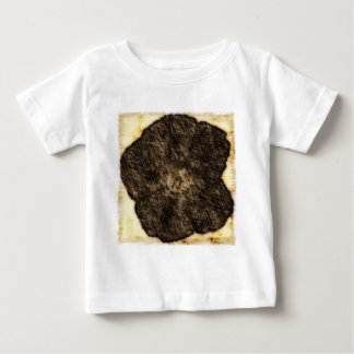 Morning Glory Old Time Sketch Baby T-Shirt