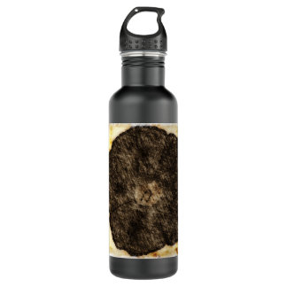 Morning Glory Old Time Sketch Stainless Steel Water Bottle