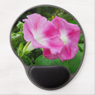 Morning Glory Pair Gel Mouse Pad