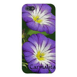 Morning Glory Phone Case Template