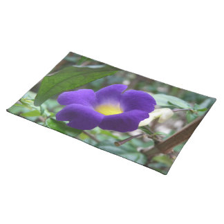 Morning Glory Placemat Cloth Place Mat