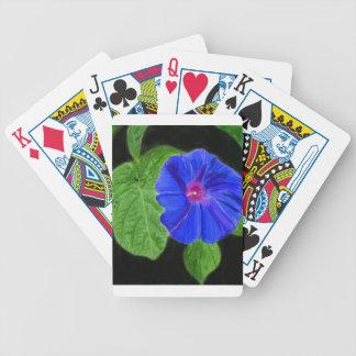 Morning Glory Poker Deck