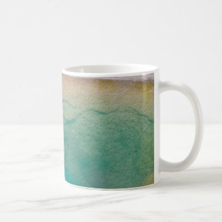 Morning Glory Pool Coffee Mug