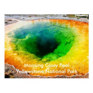 Morning Glory Pool Postcards