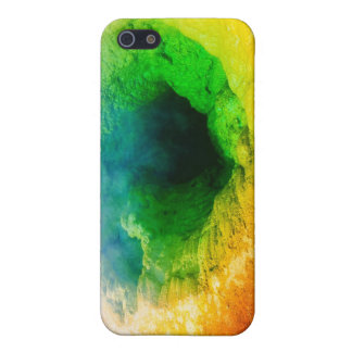 Morning Glory Pool - Yellowstone Case For iPhone SE/5/5s