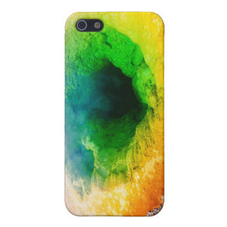 Morning Glory Pool - Yellowstone iPhone SE/5/5s Cover