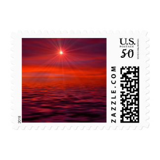 Morning Glory Postage