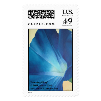 Morning Glory Postage Stamps
