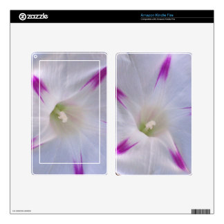 Morning Glory Skins For Kindle Fire