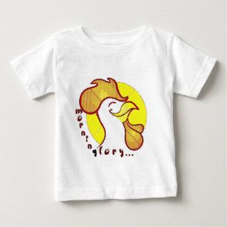morning glory t-shirt