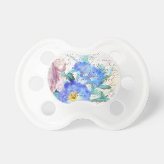 Morning Glory Vintage Pacifier