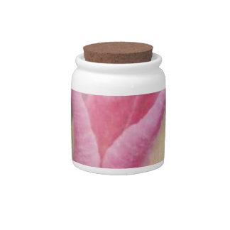 Morning Glow Candy Jar