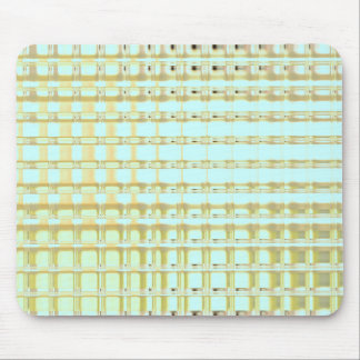 Morning Glow Glass Tiles Mouse Pad
