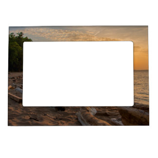 Morning Glow Magnetic Picture Frame