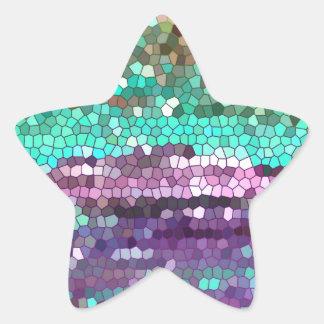 Morning Has Broken Star Sticker
