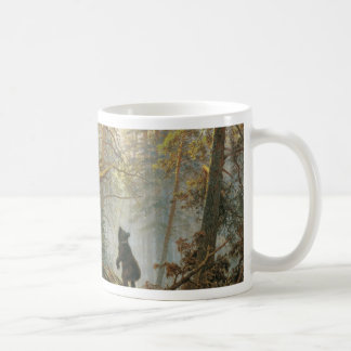 Morning in a Pine Forest Classic White Coffee Mug
