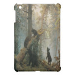 'Morning in a Pine Forest' iPad Mini Cases