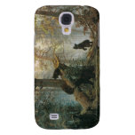 Morning in a Pine Forest Samsung Galaxy S4 Case