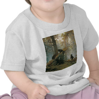 Morning in a Pine Forest Tshirt