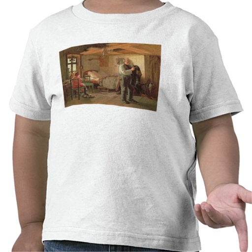 Morning in a Porter's Lodge, 1874 Shirts