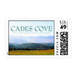 Morning in Cades Cove - Great Smoky Mountain Stamp
