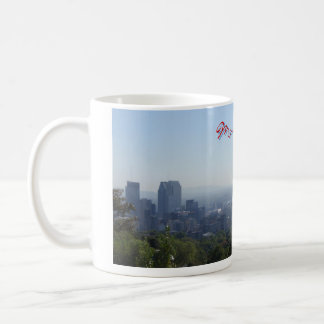 Morning in Montréal Classic White Coffee Mug