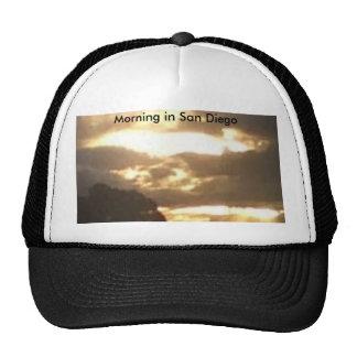 Morning in San Diego Trucker Hat