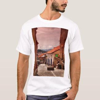 Morning In Taxco Street T-Shirt