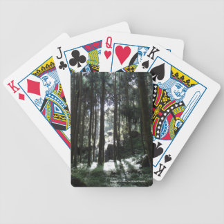 Morning in the Forest Playing Cards